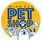 Miao Bau Pet Shop Logo