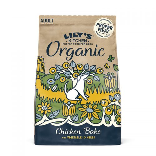 Organic Chicken and Veg Baked