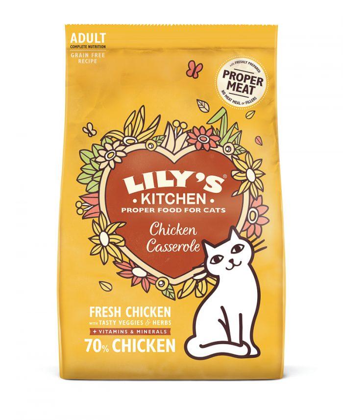 Chicken Casserole Adult Dry Food