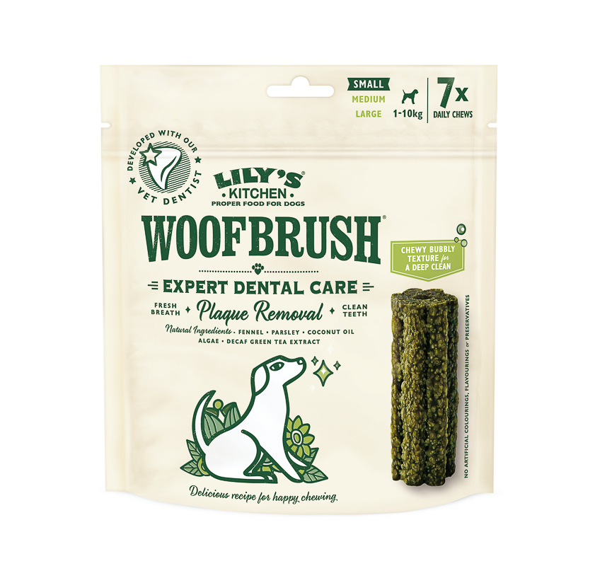 WOOFBRUSH Multipack 7x24g