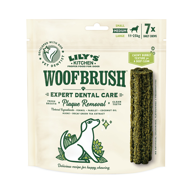 WOOFBRUSH Multipack 7x30g