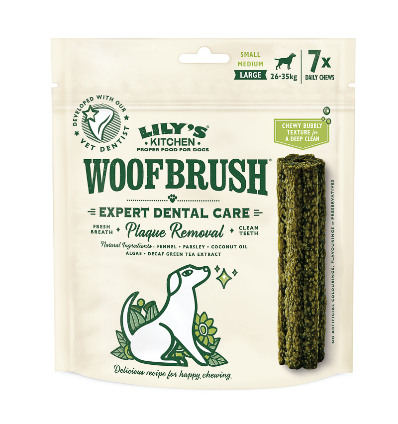 WOOFBRUSH Multipack 7x50g